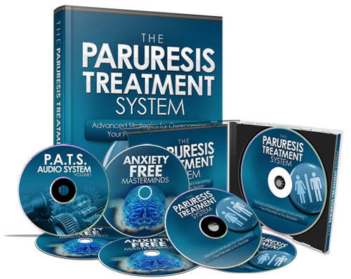 Paruresis Cure - Fix Your Shy Bladder Syndrome